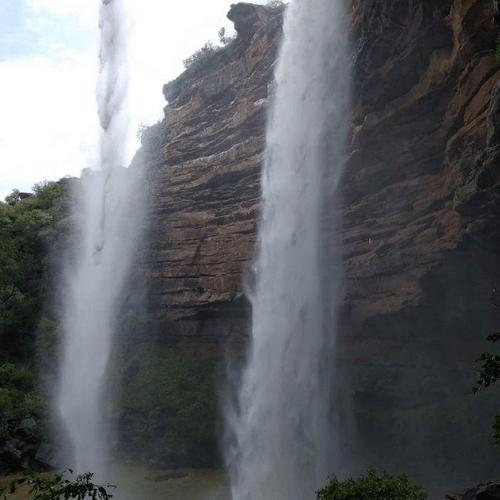 Damoh Waterfalls