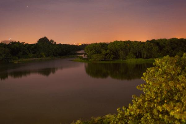 Hebbal Lake Park