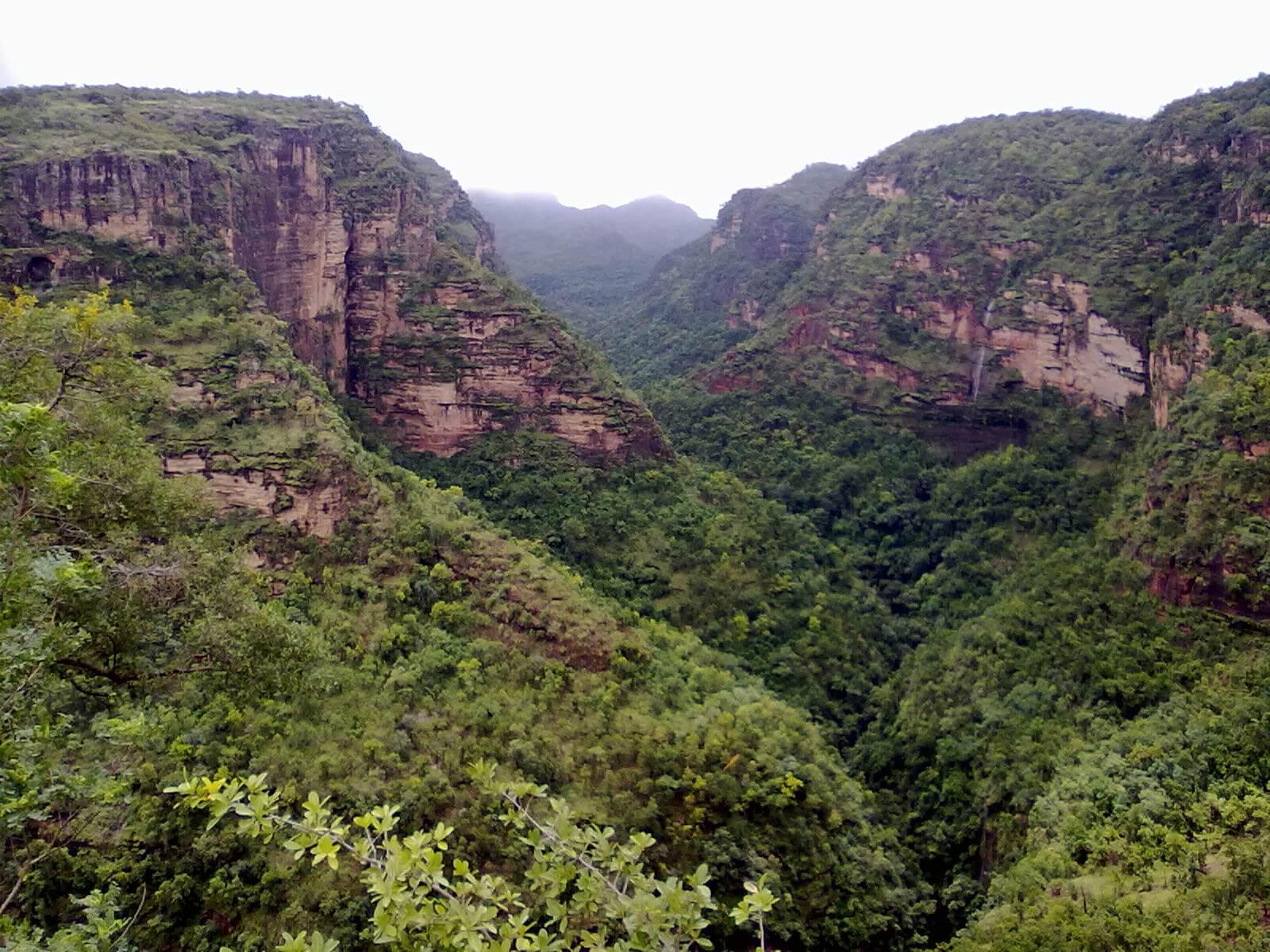 Mahadeo Hills Picnicspot
