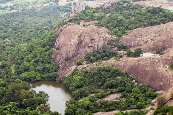 Savanadurga Picnic Spot