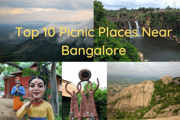 Top 10 Picnic Places Near Bangalore